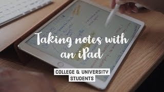 Download How I take notes on my iPad Pro in medical school - Cambridge University medical student Video
