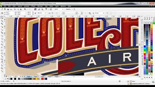 Download CorelDRAW® Tutorial | Creating Custom Lettering Effects Video