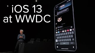 Download iOS 13 announcement in 10 minutes Video