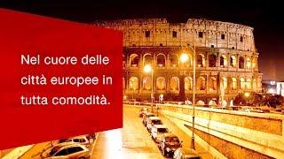 Download Nel cuore delle città europee in tutta comodità. Video