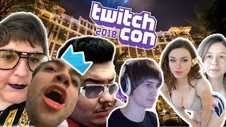 Download Mizkif Reacts to TwitchCon 2018 Clips Video