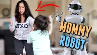 Download I Convinced my Kids that I was a Robot 🤣- itsjudyslife Video