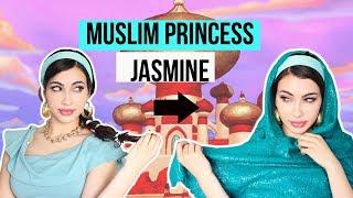 Download If Princess Jasmine was ACTUALLY Muslim Video
