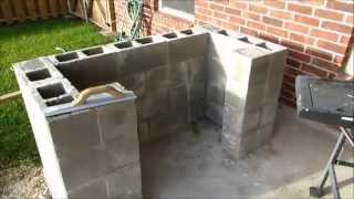 Download Building a Barbecue Video