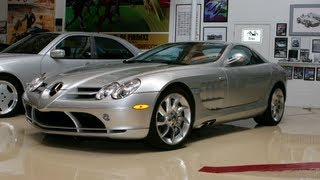 Download Mercedes-Benz SLR McLaren - Jay Leno's Garage Video