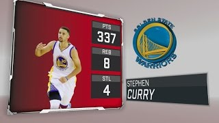 Download Can Stephen Curry Make 100 Threes in ONE GAME!!! Over 300 Points Scored!! NBA2k Challenge Video