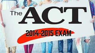 Download ACT - Math Section - 2014-2015 Exam - Q.1-10 Video