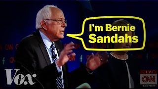 Download Bernie Sanders' accent, explained Video