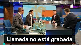 Download La llamada EPN-Trump no está grabada: Eduardo Sánchez - Despierta con Loret Video