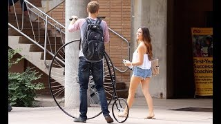 Download Giant Bike Prank!! Video