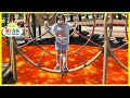 Download The Floor is Lava Challenge at the Playground Park for Kids! Video