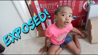 Download What A 3 Year Old Does While Momma's ″Sleep″..... #MimiCam Video