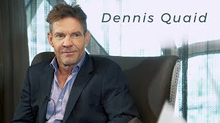 Download Dennis Quaid Reveals How Playing an Abusive Dad Affected His Kids Video