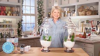 Download Martha Stewart's Tabletop Holiday Decor - Martha Stewart Video