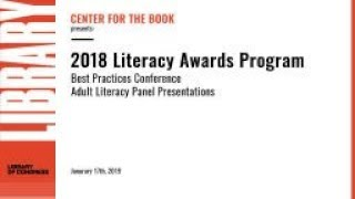 Download Library of Congress Literacy Awards Program Best Practices: Adult Literacy Video