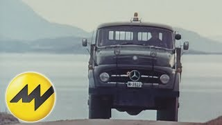 Download Mercedes-Benz Truck Historie | Motorvision Video