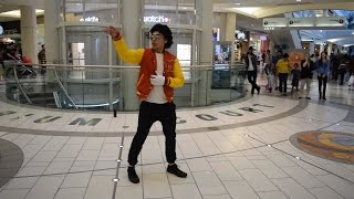 Download MICHAEL JACKSON PRANK AT THE MALL Video