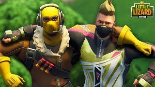 Download RAPTOR AND DRIFT BECOME BEST FRIENDS!! - *SEASON 5 PRANKS* Fortnite Short Film Video