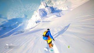 Download WORLD'S THIRD HIGHEST MOUNTAIN! (STEEP - Alaska Denali Update) Video