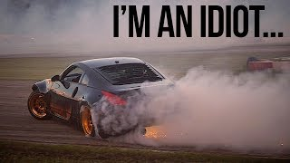 Download Trashed my car before making it on track... Video