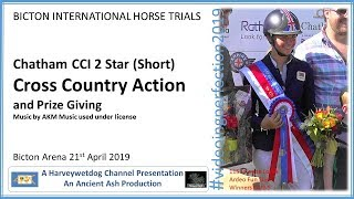 Download Bicton International Horse Trials 2019: Chatham CCI2-S Cross Country Video