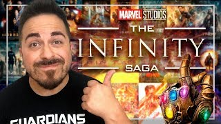 Download TOP 23 PELÍCULAS de LA SAGA DEL INFINITO I TAG INFINITY SAGA Video