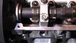 Download Cylinder Head 205 - Degree DOHC Camshafts Video