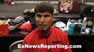 Download Mikey Garcia:″ I like NEAR DEATH experiences!″ - EsNews Boxing Video