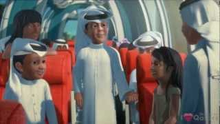 Download Qatar Dream 2030 - Animated Video - NDC - Future in our Youth's hands Video