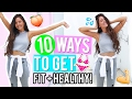 Download 10 Ways to Get Healthy & Fit 2017! Healthy Lifestyle & Fitness DIYs, Life Hacks + Recipes! Video