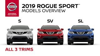 Download 2019 Nissan Rogue Sport Crossover Walkaround & Review Video