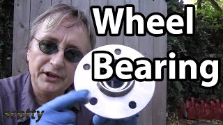 Download How to Check a Wheel Bearing in Your Car (Replacement) Video