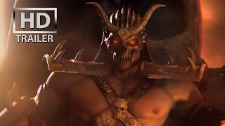 Download Mortal Kombat 9 - Kratos | story trailer [HD] OFFICIAL Trailer MK9 (2011) Video