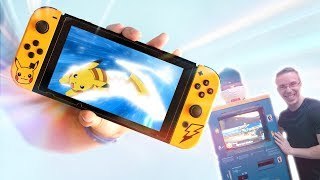 Download New Nintendo Switch Pokemon Suprise! Video