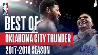 Download Best of Oklahoma City Thunder | 2017-2018 NBA Season Video