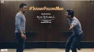 Download M.S.Dhoni - The Untold Story | Sushant Follows Mahi | Special Video 3 Video