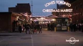 Download Toronto City Guide - Lonely Planet travel video Video