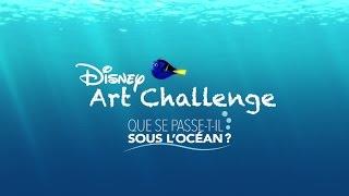 Download Disney Art Challenge 2016 - Cérémonie de remise des prix Video
