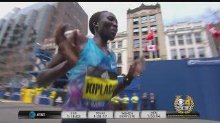 Download Edna Kiplagat Wins Women's Division At Boston Marathon Video