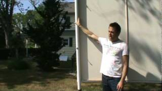 Download Calico DIY: How To Make an Outdoor Movie Screen Video