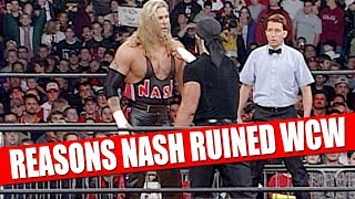 Download 10 Things Kevin Nash Ruined in WCW! Video