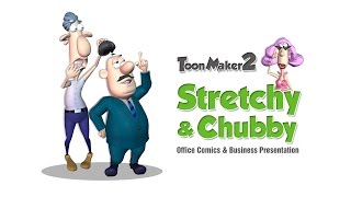 Download iClone Toon Maker Vol.2 - Stretchy & Chubby Video