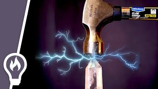 Download Piezoelectricity - why hitting crystals makes electricity Video