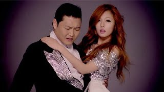 Download PSY (ft. HYUNA) - 오빤 딱 내 스타일 M/V Video
