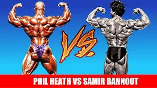 Download Phil Heath VS Samir Bannout + MORE Video