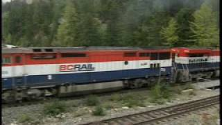 Download BC Rail Cab Ride: From Sea to Sky (DVD Video) Video
