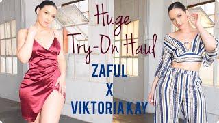 Download Huge Black Friday Try-On Haul   ZAFUL X VIKTORIA KAY Video