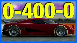 Download Forza Motorsport 7 : 0-400-0 RECORD!! Video