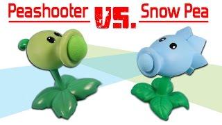 Download Plants vs. Zombies Pea Shooter Popper vs. Snow Pea Shooter Popper Video