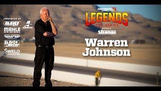 Download SEASON 4, LEGENDS: THE SERIES - THE LEGEND OF WARREN JOHNSON Video